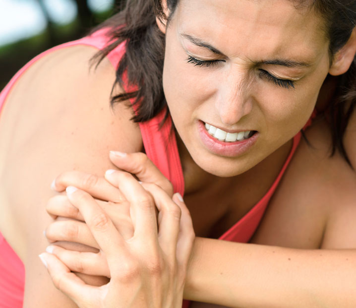 San Jose Shoulder Pain Chiropractors
